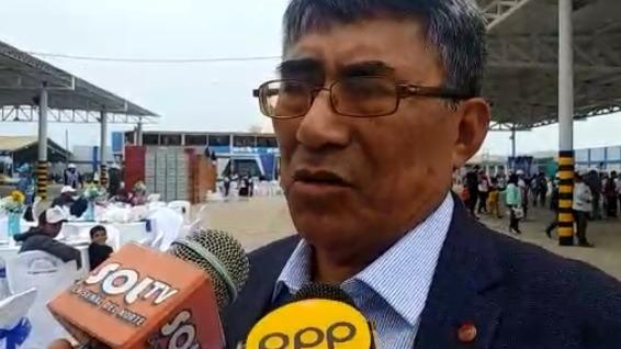 Presidente del terminal Ecomphisa, señaló que es la primera vez que ocurre este tipo de hechos.
