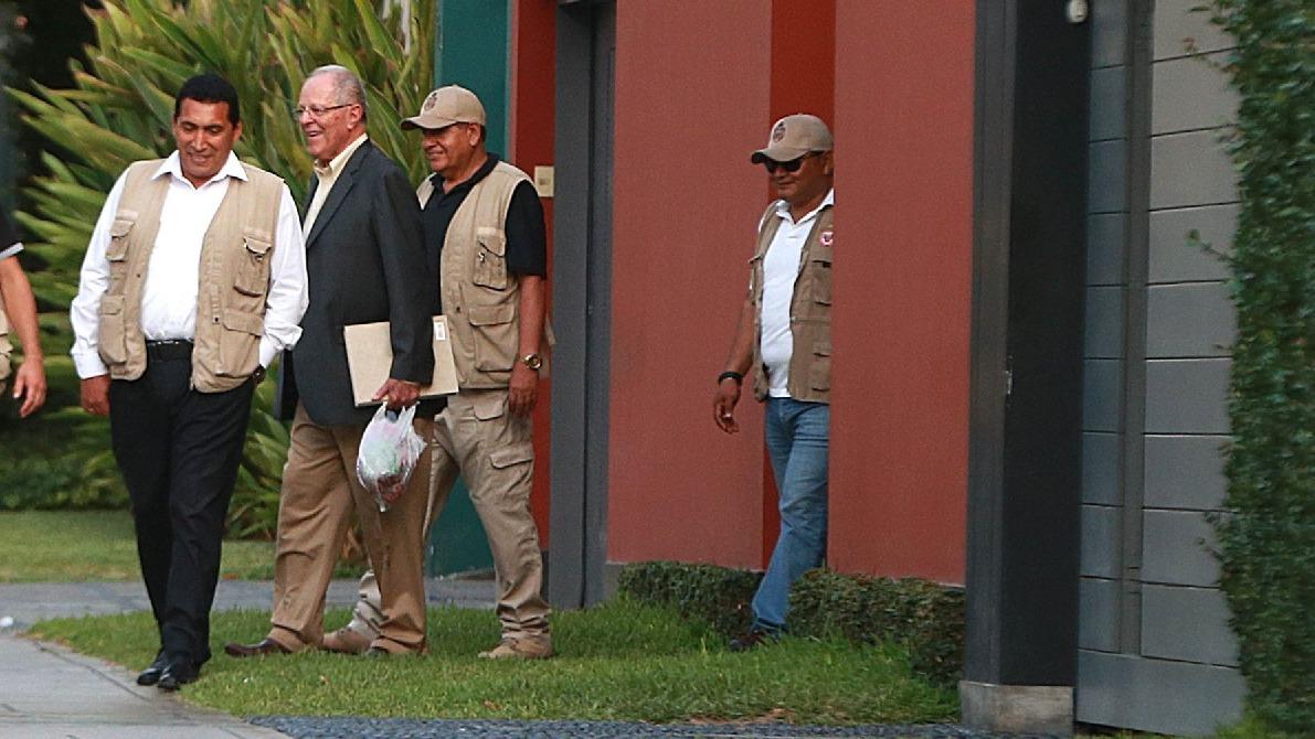 Abogado pidió que incluyan a PPK como investigado en caso indulto.