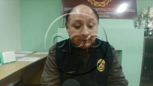El comisario dijo que la rápida acción de la Policía permitió que el autor reconociera su delito.