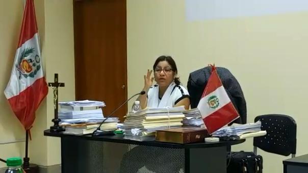 Siete horas duró la audiencia en el Séptimo Juzgado de Investigación Preparatoria de Chiclayo