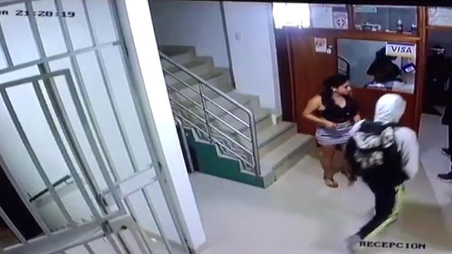 El asalto ocurrió el pasado 01 de julio en horas de la noche, en el hospedaje ´Fuenlabrada´