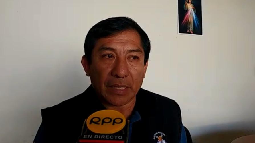 Jefe de Coer indicó que municipios no alcanzan fichas Edan
