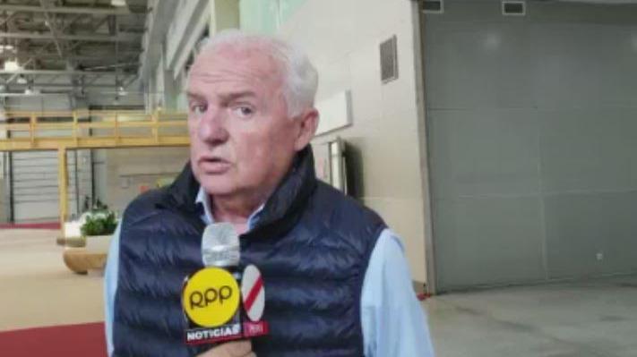 RPP Noticias entrevistó en exclusiva desde Rusia 2018 al reconocido periodista argentino Fernando Niembro.