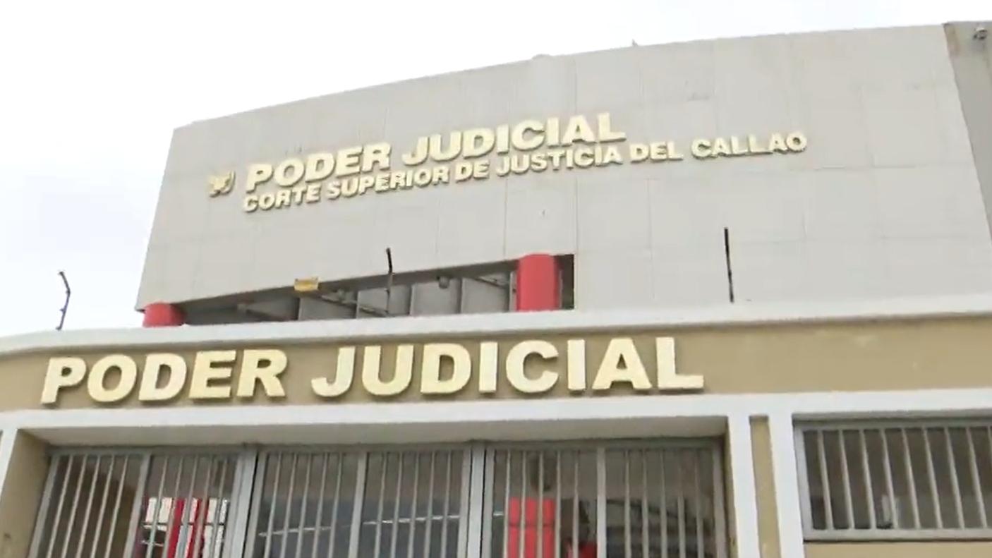 OCMA llegó a la sede del Poder Judicial para iniciar las investigaciones contra Walter Ríos.