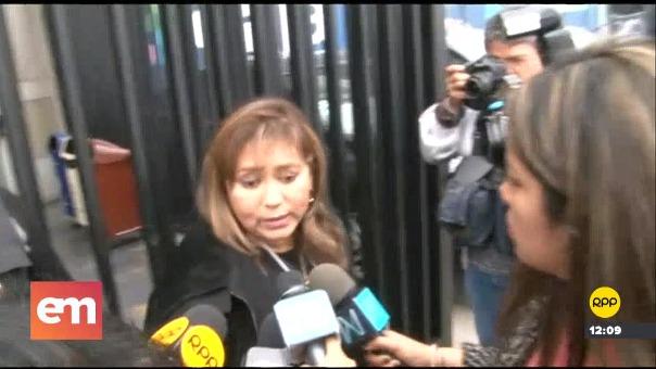 La fiscal Norah Córdova dijo que el CNM tiene la obligación de exhibir la información solicitada.