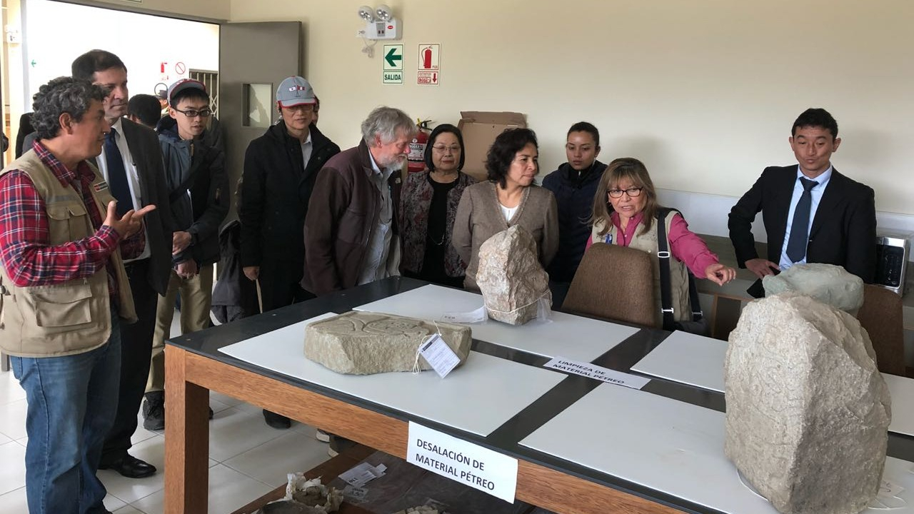 El Ministerio de Cultura anunció que durante las primeras semanas de agosto se dará a conocer los nuevos hallazgos realizados en el Sitio Arqueológico Chavín de Huántar, los que brindarán un mayor conocimiento de la cultura Chavín.