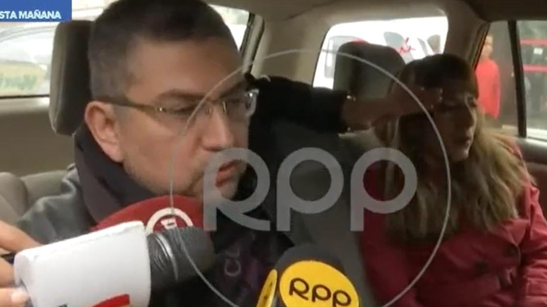 Walter Ríos renunció al cargo el pasado viernes ante la difusión de audios que lo comprometen en actos de corrupción y tráfico de influencias.