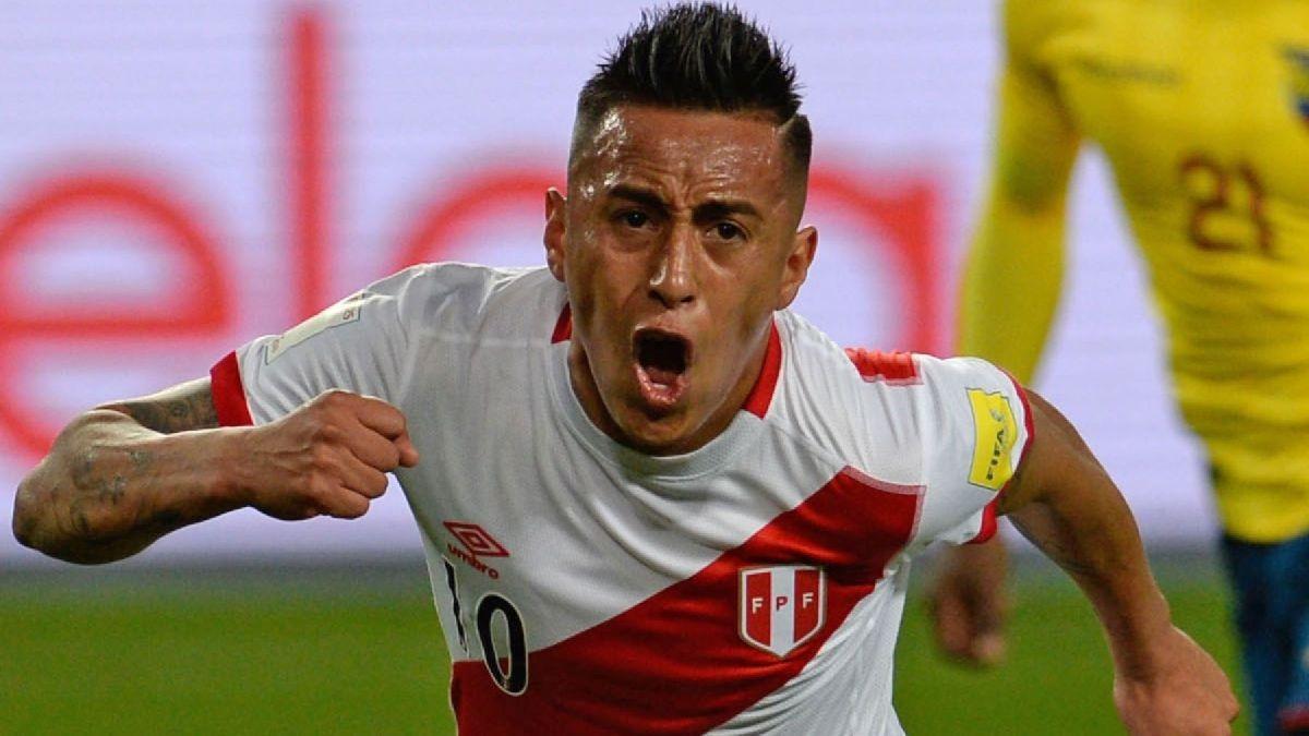 Futbolistas se solidarizaron con Christian Cueva.