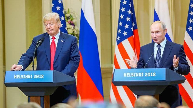 Vladímir Putin negó cualquier injerencia del Kremlin en las elecciones que ganó Trump.