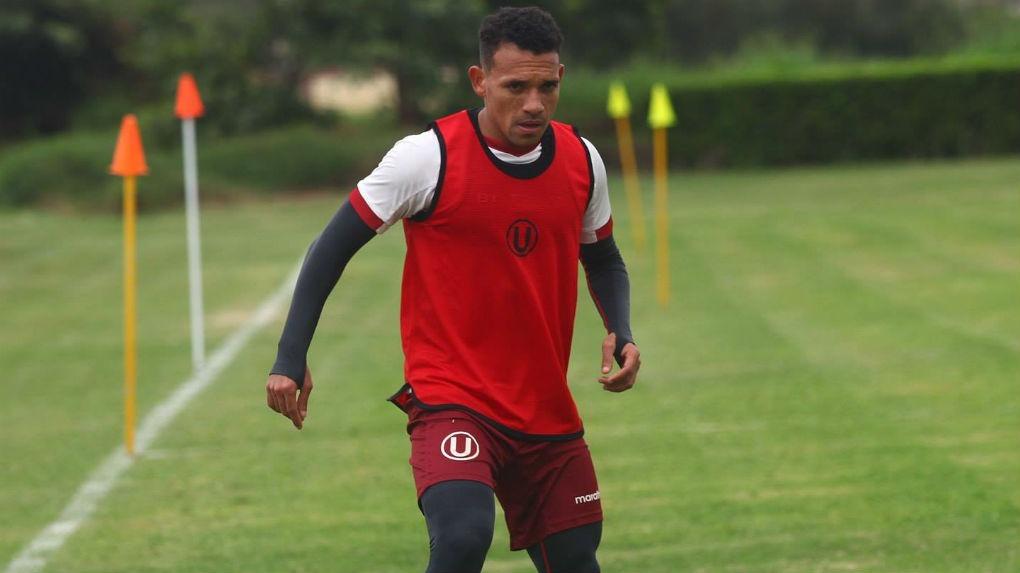 Arquímedes Figuera disputó 12 partidos con Universitario en la primera mitad del año.