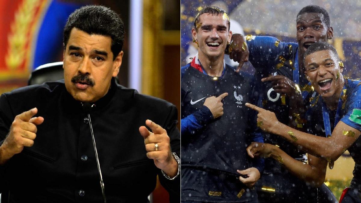 Maduro causa polémica por sus declaraciones sobre Francia.