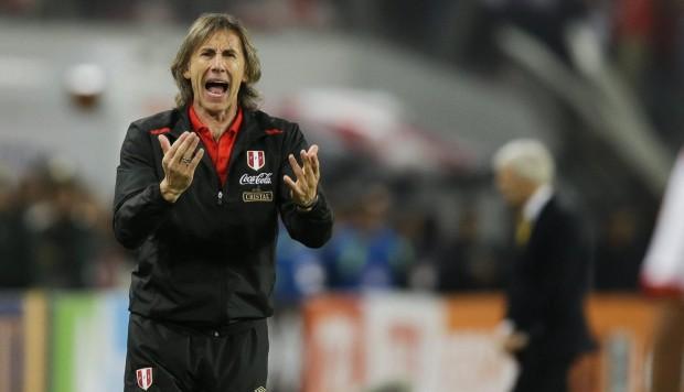 Ricardo Gareca señaló que terminó su vínculo con la Selección Peruana y actualmente es un técnico libre. Su nombre suena en las selecciones de Argentina y Colombia.