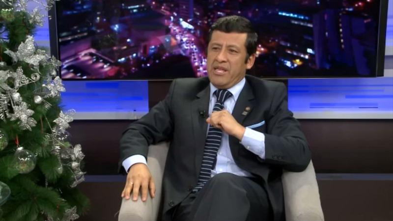 Guido Aguila en Todo se Sabe de RPP.
