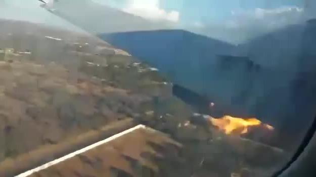 El vuelo de prueba del Convair 340 terminó en tragedia.
