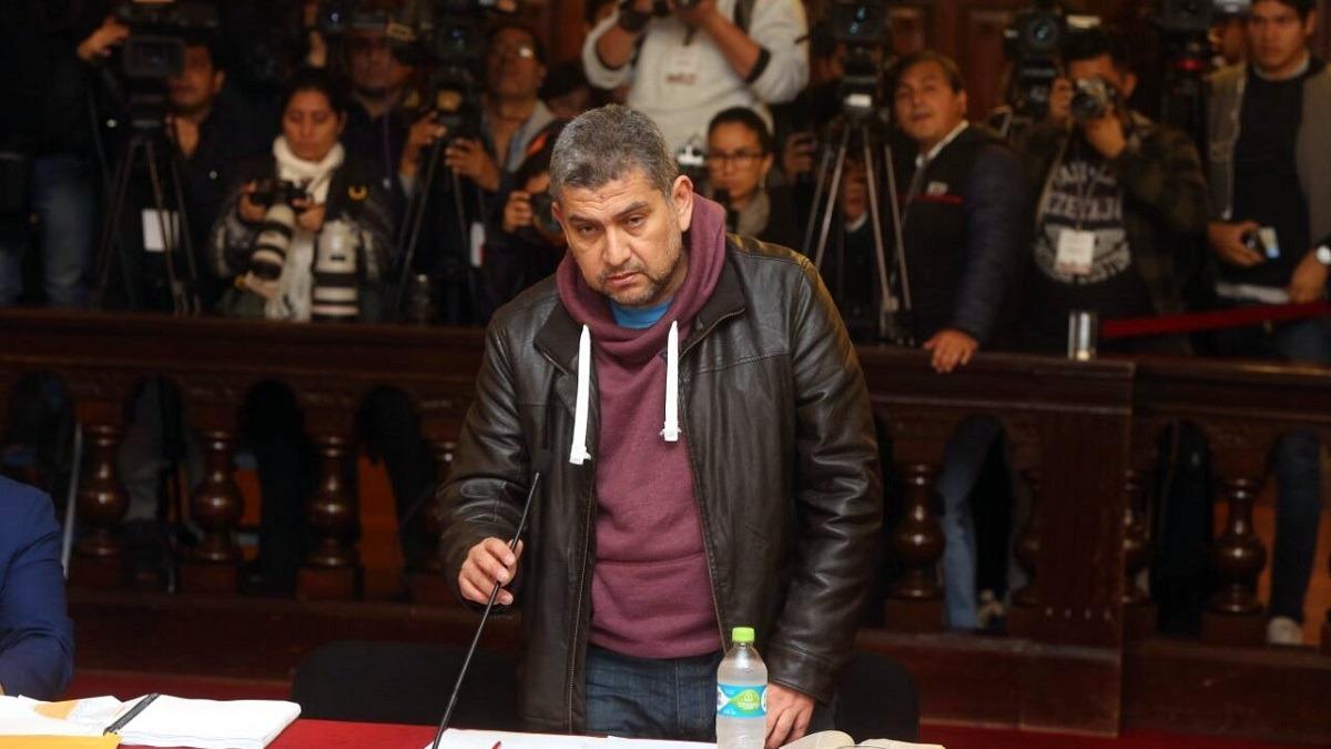 Expresidente de la Corte Suprema del Callao será internado en un penal.