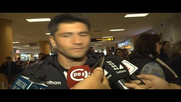 Diego Manicero es uno de los jugadores importantes en el 11 para Nicolás Córdova.