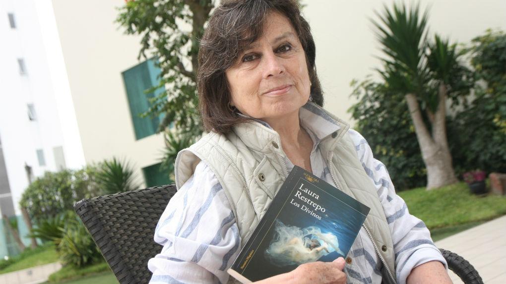 Laura Restrepo, invitada a la FIL Lima 2018, brindó detalles de su novela