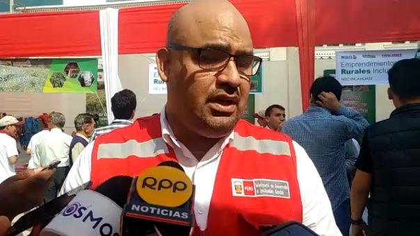 Jefe de Qali Warma indicó que Fiscalía supervisará plantas.