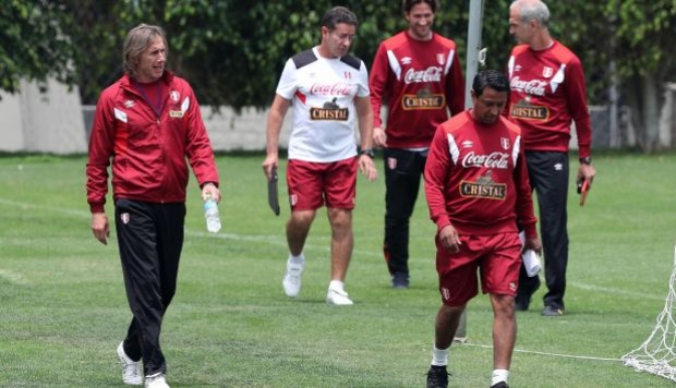 Ricardo Gareca aceptó dirigir a la Selección Peruana en marzo del 2015.