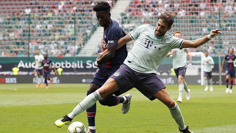 Bayern Múnich derrotó 3-1 a PSG por la International Champions Cup.