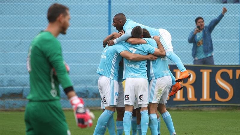 Sporting Cristal derrotó a Melgar con tantos de Marcos López y Emanuel Herrera.