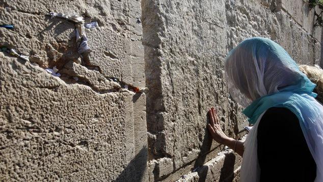 El Muro de los Lamentos es el único vestigio de un muro del segundo Templo judío, destruido por los romanos en el año 70.