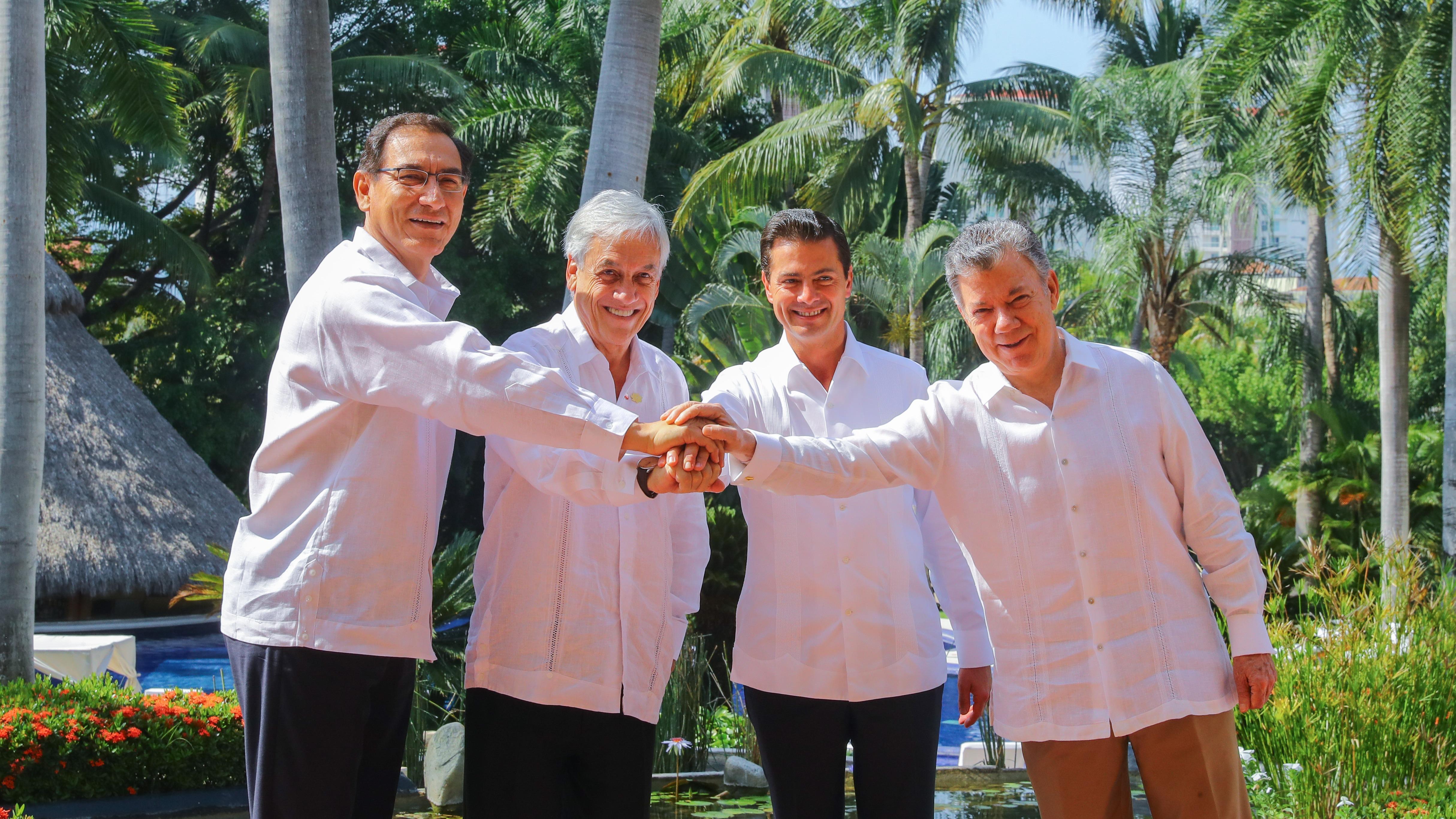 La Alianza del Pacífico fue creada por iniciativa del Estado peruano.