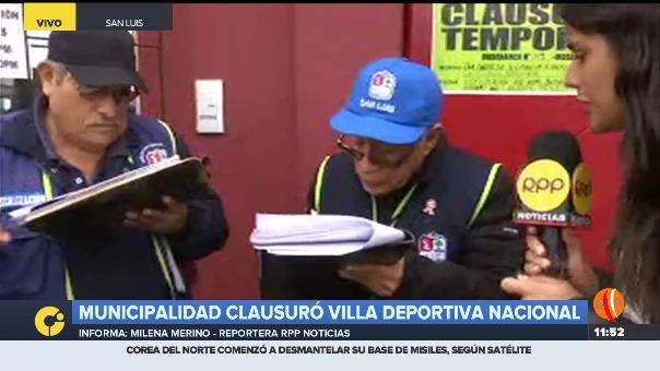 Hay mucha preocupación en torno al estado de La Videna en estos momentos.