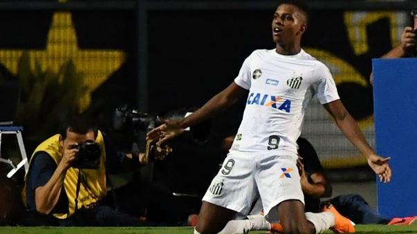 Rodrygo ha pasado por la Selección Sub 17 de Brasil.
