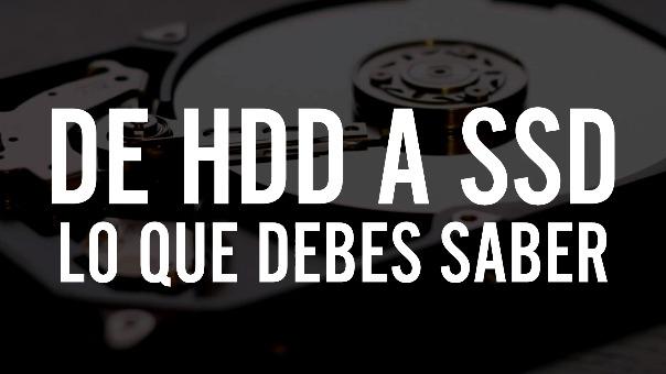 ¿Cómo cambiar el disco duro de tu PC y poner un SSD? Primera parte con Boris SDK.