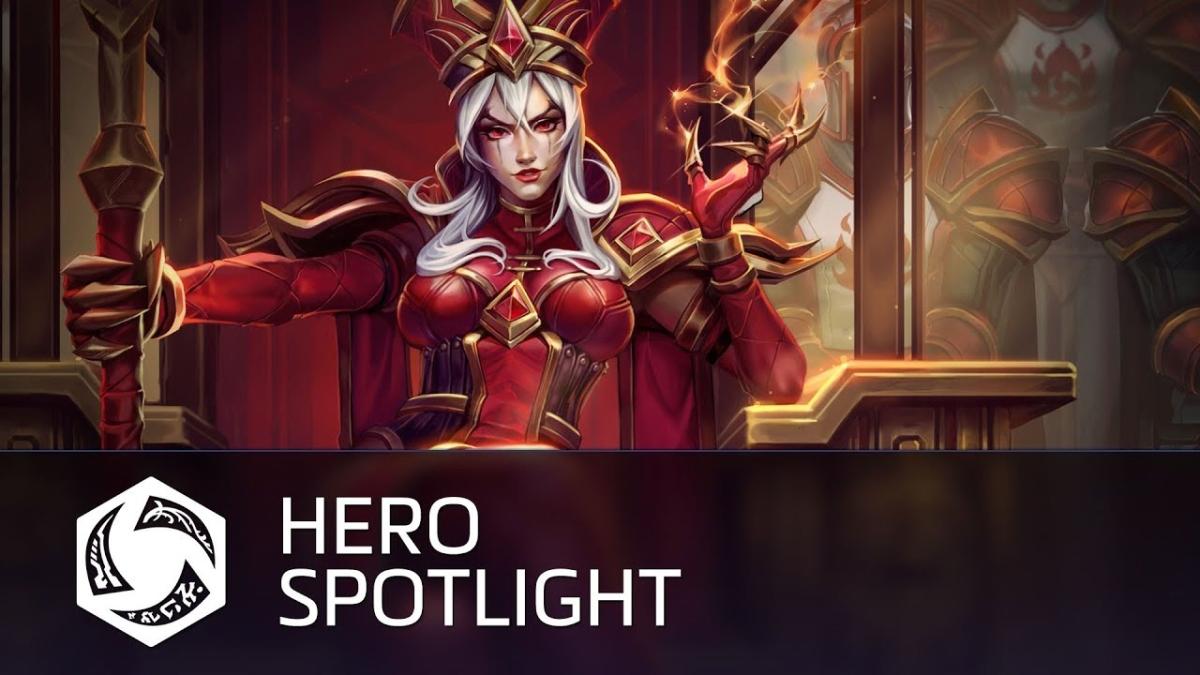 Heroes of the Storm se actualiza contántemente con personajes y escenarios clásicos de Blizzard.