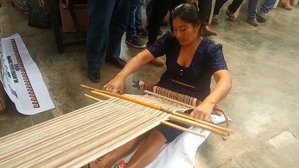 El objetivo de este concurso es difundir el trabajo que realizan los artesanos.