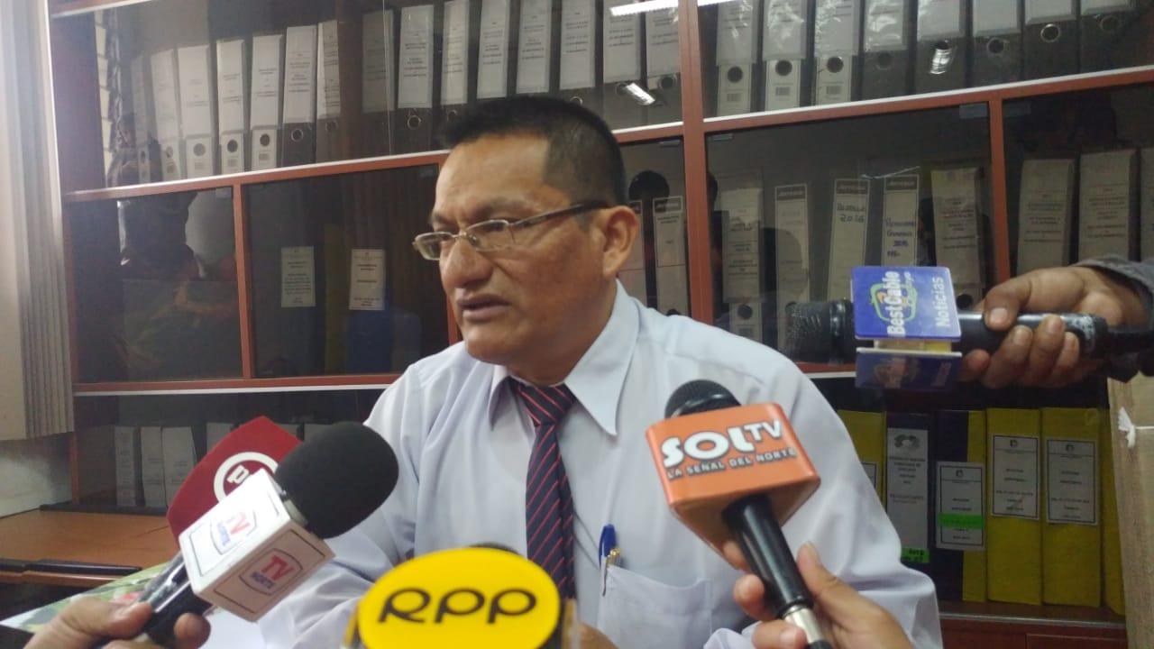 Huamanchumo precisó que administradores de la empresa, han hecho caso omiso a las notificaciones.