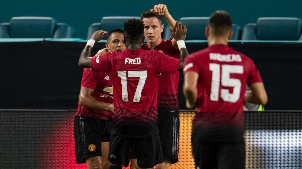 Manchester United fue goleado en su partido previo por 4-1 a manos del Liverpool.
