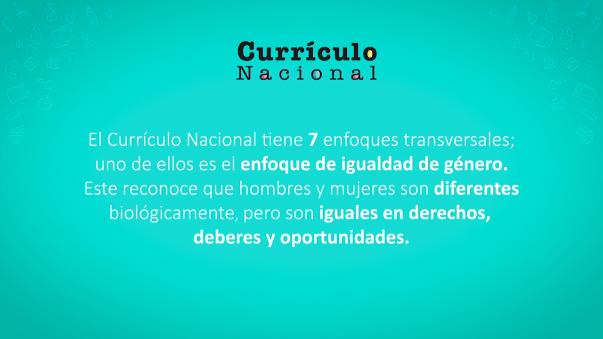 Video Innovacion E Inclusion En El Nuevo Curriculo Nacional De