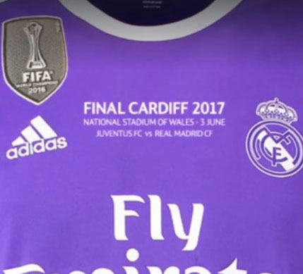 Real Madrid usará camiseta especial para la final de Champions League  21fe46a86770c