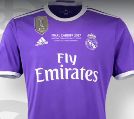 11976ec5a2a40 Real Madrid usará camiseta especial para la final de Champions League