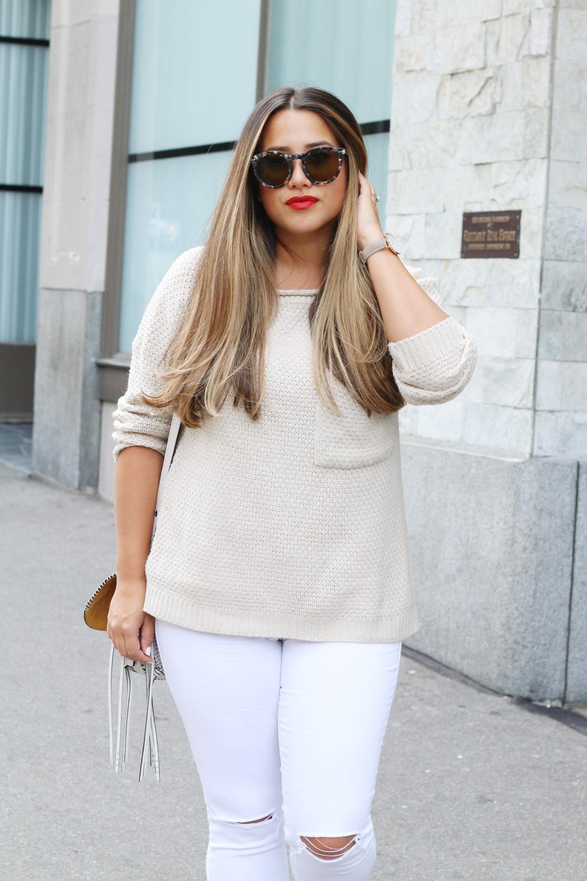 8de0dad1 ¿Cómo usar jeans blancos si soy gordita? | RPP Noticias