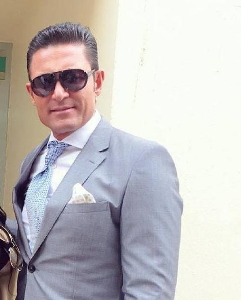 Así luce Fernando Colunga de 'Maria La del Barrio' luego de 23 años