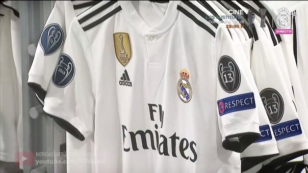 35dc499ebbc05 Real Madrid ya tiene listos los modelos para la otra temporada.