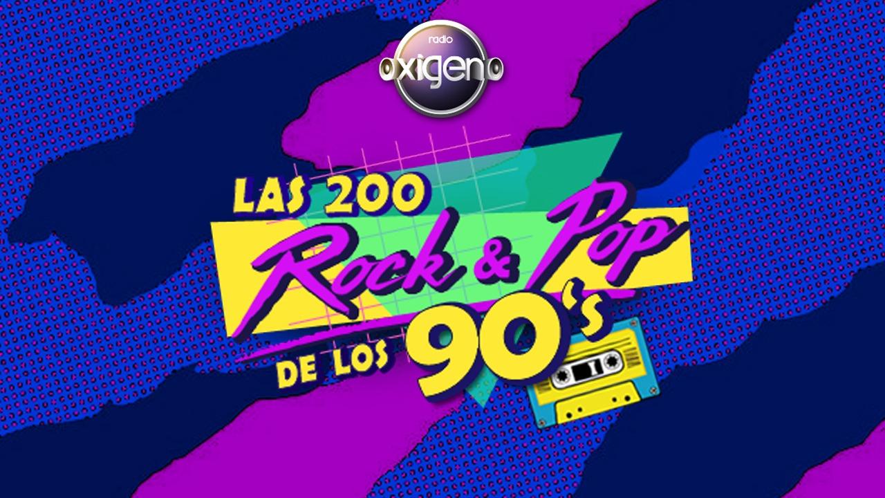 Estas Fueron Las 200 Mejores Canciones Del Rock Pop De Los 90