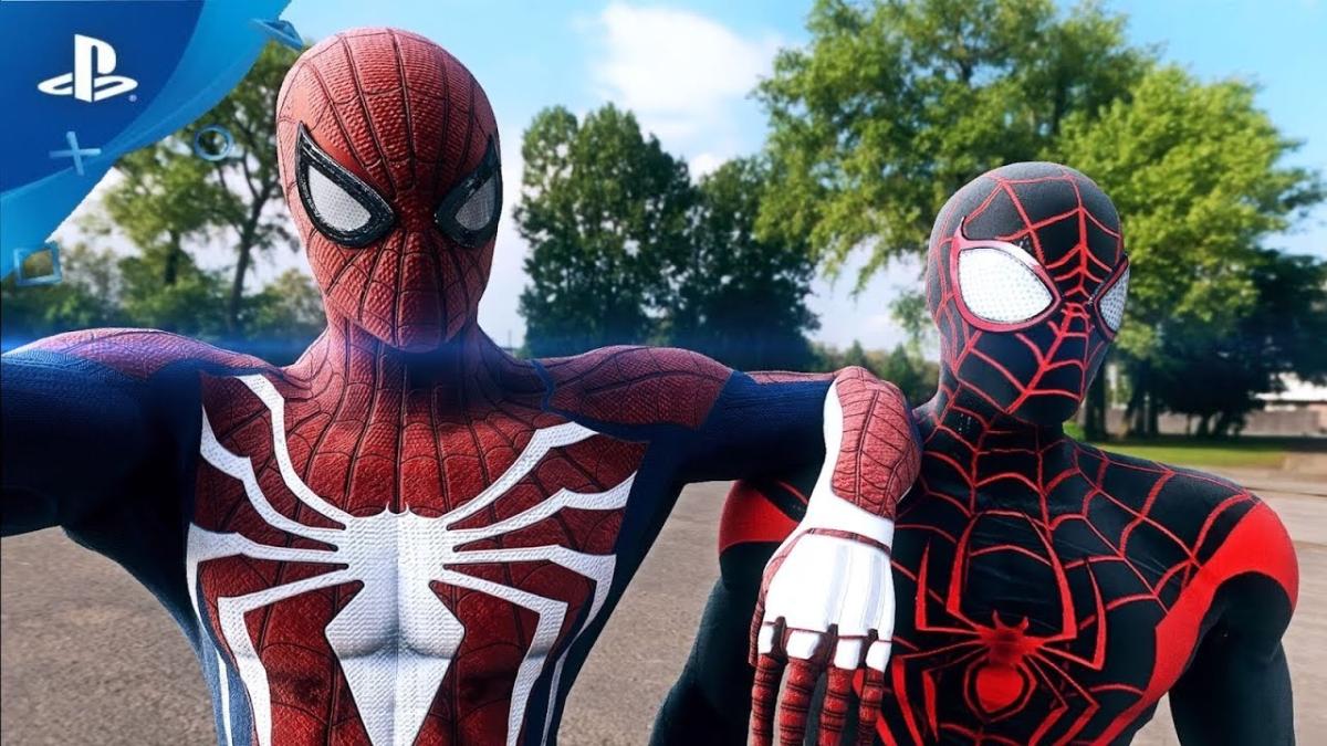 Se Filtra El Sexto Super Villano Del Proximo Juego De Spider Man