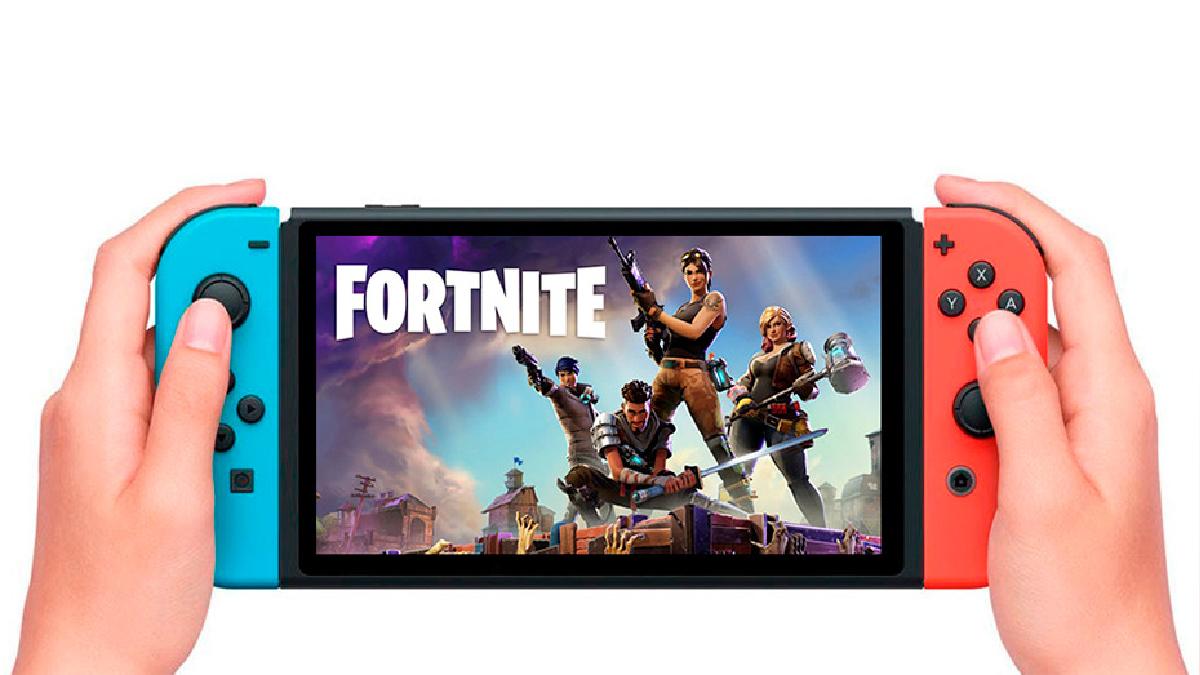 Fornite Ya Te Permite Usar Los Sensores De Movimiento De La Nintendo
