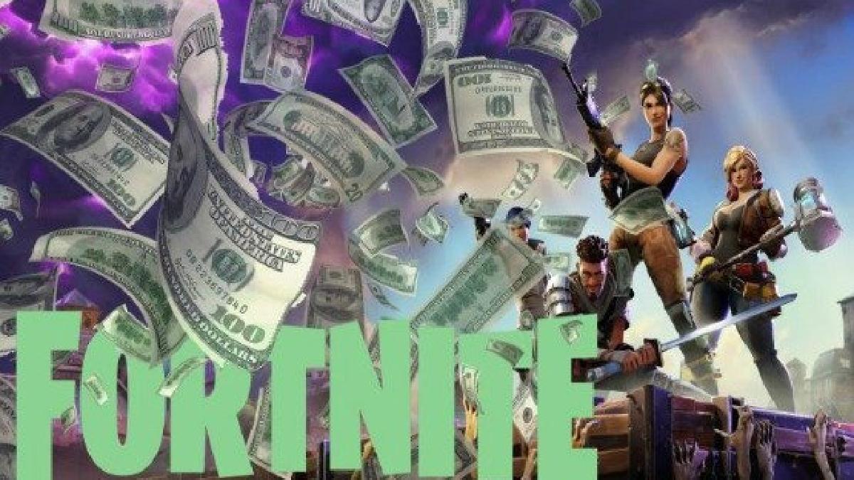 Fortnite está invirtiendo sin miramientos con este torneo, inclusive se permitieron el gesto de hacer un showmatch benéfico de un millón de dólares.