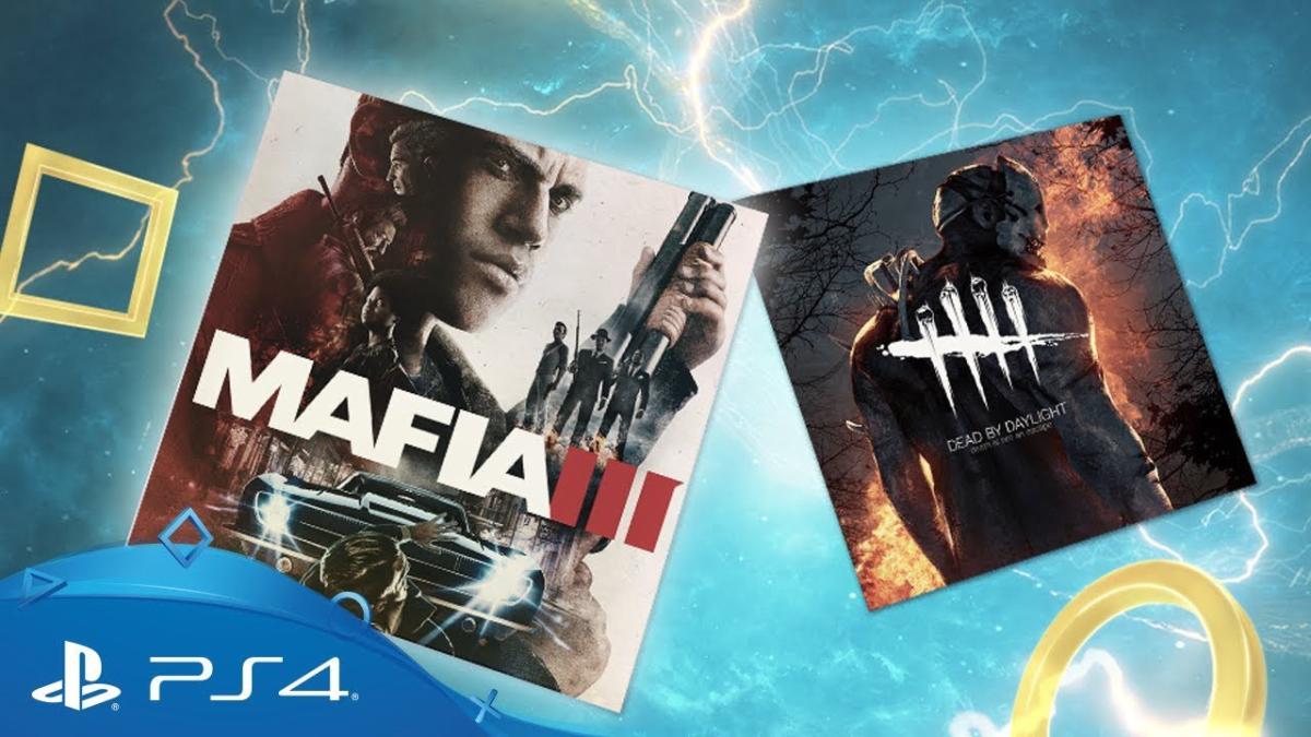 Mafia III y Dead by Daylight son los platos fuertes de este mes.