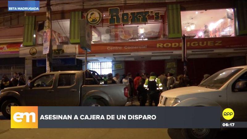 Un nuevo caso de feminicidio ocurre en el Perú: esta vez la víctima fue una joven madre.