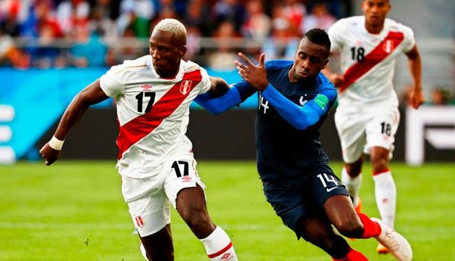 Luis Advíncula fue uno de los mejores jugadores de la Selección Peruana en el Mundial.