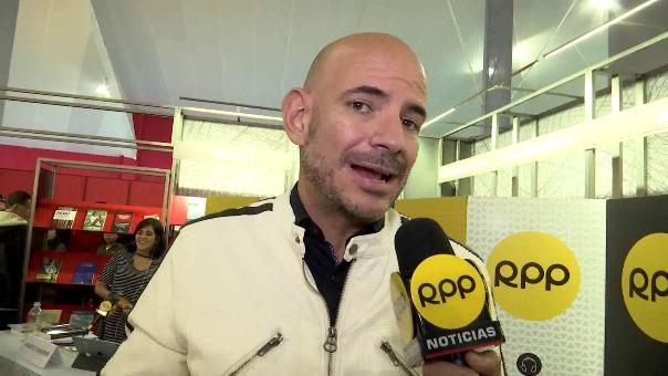 El conductor televisivo Ricardo Morán dejó abierta la posibilidad de ser padre en el futuro.