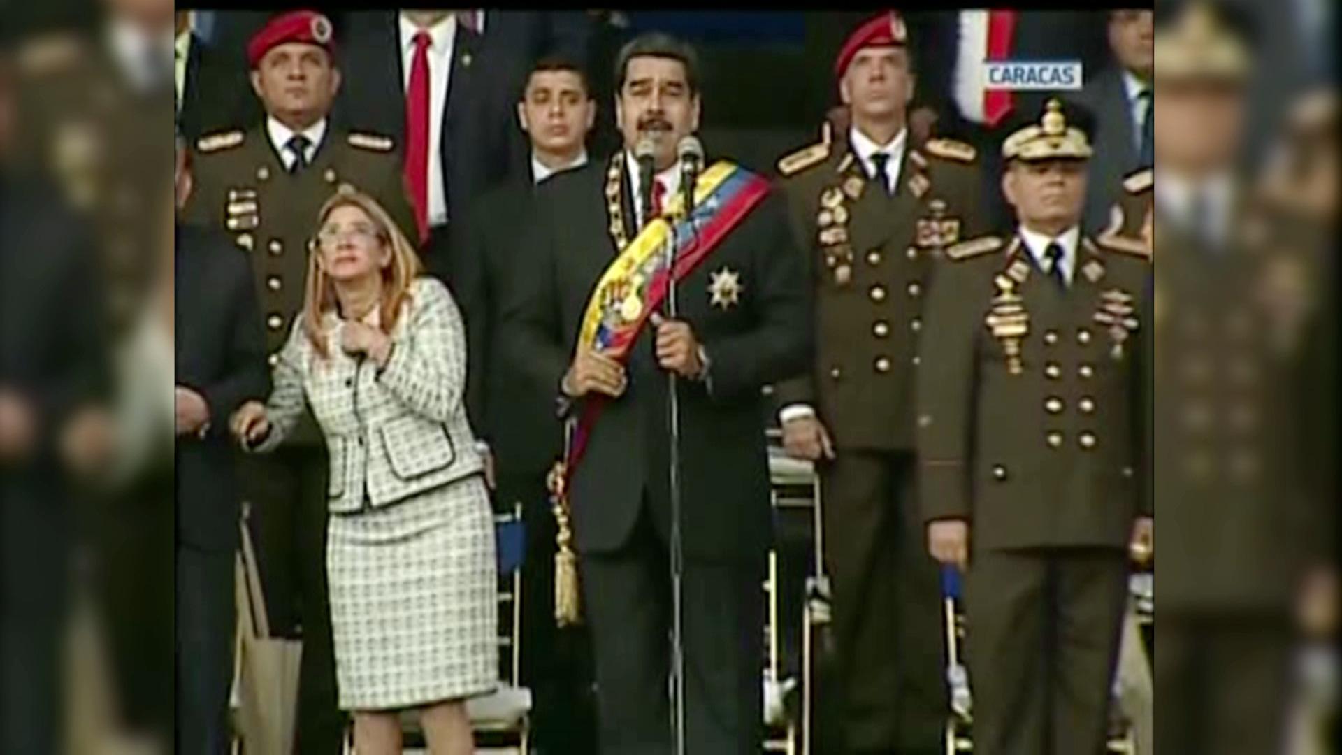 Resultado de imagen para venezuela atentado