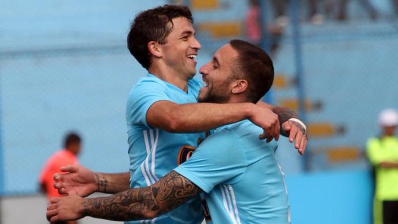 Sporting Cristal venció 4-0 a Cantolao por partido pendiente del Torneo Apertura.